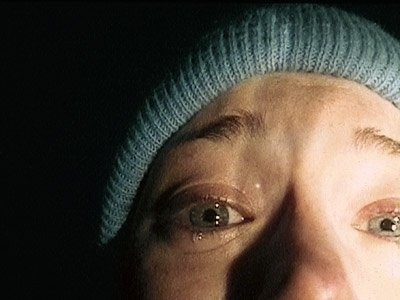 Heather Donahue as Heather Donahue, The Blair Witch Project, 1999