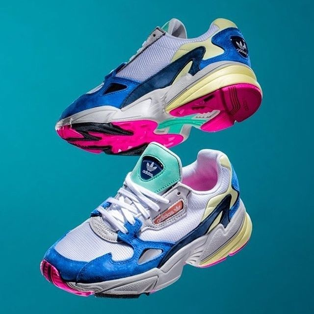 newest c4a8c 68e3c Now Available  Women s adidas Falcon 80