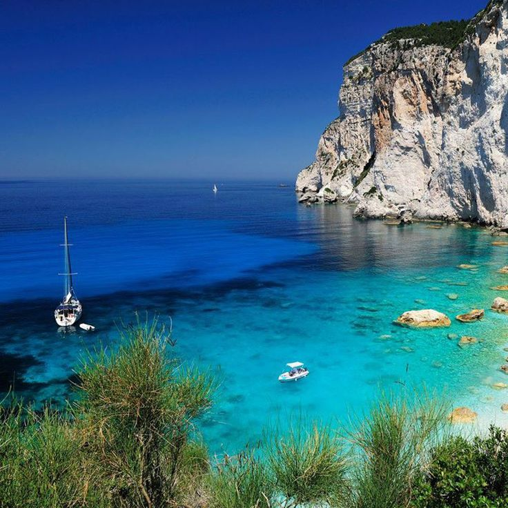 Paxoi Corfu. #greeksummer #greekislands #greece #vacations #beach #scenery More at corfu2travel.com/...