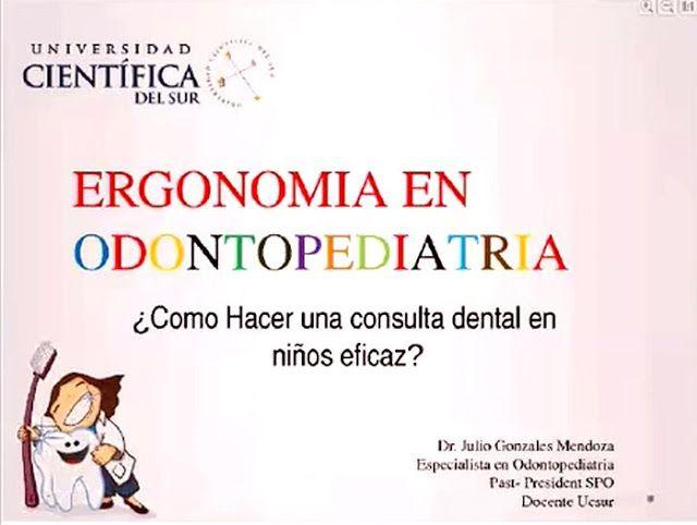 ergonomia-odontopediatria