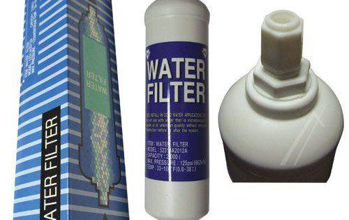 5231JA2012A Filtre à eau universel pour réfrigérateur américain compatible LG BL9808: Filtre à eau compatible pour LG 5231JA2012A Filtre à…