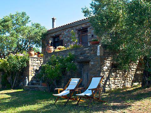 Stony Farm House, Parthenonas #Halkidiki #Sithonia #Greece