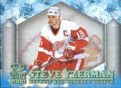 Steve Yzerman - longest Captain Detroit Redwings ever had