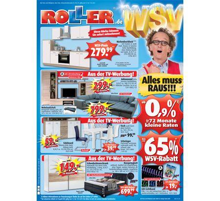 Hier finden Sie alle aktuellen Prospekte von Roller | Möbelhaus ROLLER