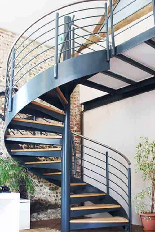 Best We Are A Custom Fabricator Of Spiral Staircases We Ship 400 x 300