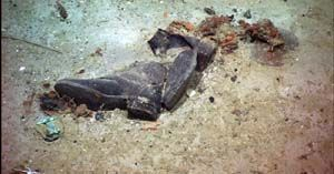 Titanic artifacts