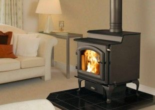 Quadra Fire, the Rolls Royce of slow combustion wood heaters