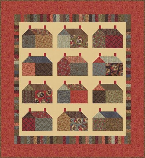 60 Best Free Quilt Patterns From Barbara Brackman Images