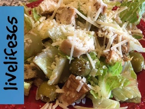 How to...Make a Killer Chopped Chicken Salad