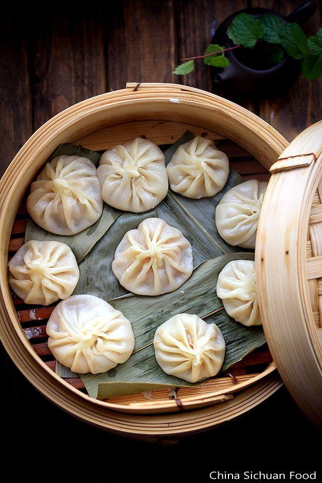 Xiao Long Bao Chinese Soup Dumpling Recipe Food