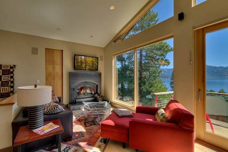 House in Crystal Bay, United States. IMPORTANT:  This owner requires a property protection fee of $50 be charged when Tahoe Luxury Properties' Vacation Rental Agreement is signed, after reserving the home through Airbnb. This fee protects you up to $1500 worth of accidental damage. A...