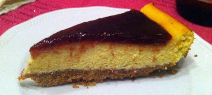 Cheesecake con mascarpone e ricotta
