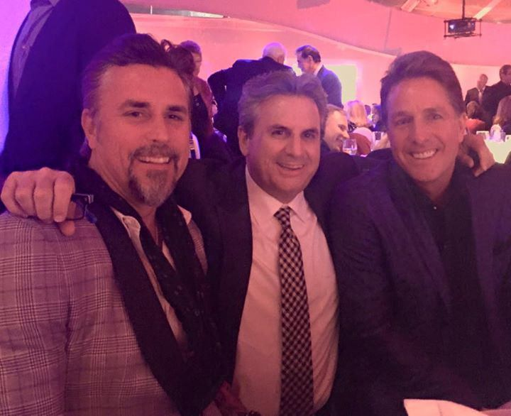 With Richard Rawlings, Alan Taylor and Dennis Collins  Peterson Automotive Museum - 03  What a night! #TimAllen, #SharonStone, #LisaKudrow, #RichardRawlings, #DUB, #Brembo, #PetersenMuseum, #TheDrive, #TheDrivewithAlanTaylor, #GalpinAutoSport, #BarrettJackson, #GasMonkeyGarage, #FastNLoud, #ClassicCars, #Motorland  ~ Alan Taylor via Facebook ift.tt/1IxcA38