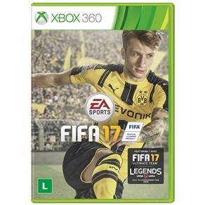 Jogo FIFA 17  Xbox 360 9806821    ID 221992954  Extra.com.br
