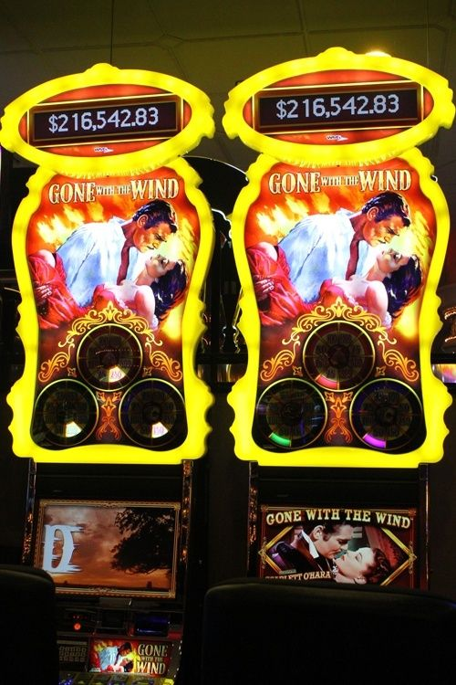 Gone With the Wind slot