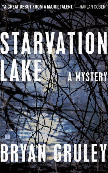 71 best marvelous mysteries images on pinterest books books to starvation lake by bryan gruley 1st starvation lake mystery elizabeth fandeluxe Images