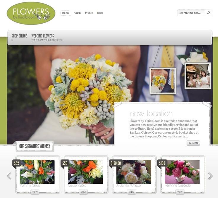 full ecommerce website and blog.