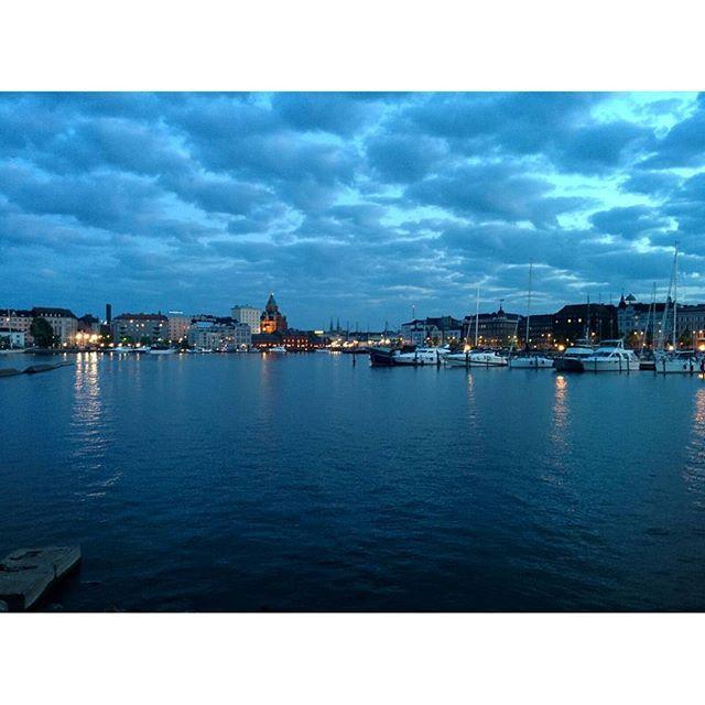 #Helsinki #Finland #Nightview