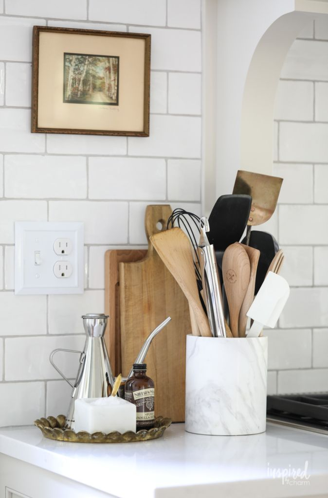 Bayberry Kitchen Remodel Reveal Inspired By Charm Kitchen Makeover Kitchen Makeover