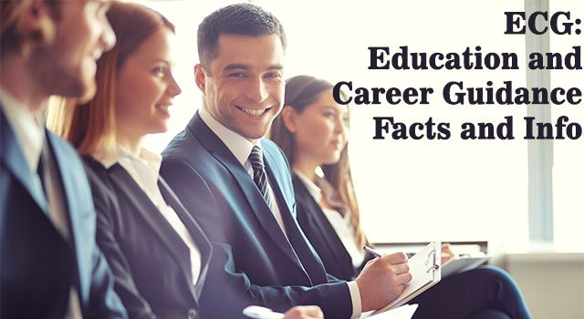 ECG: Education and Career Guidance Facts and Info