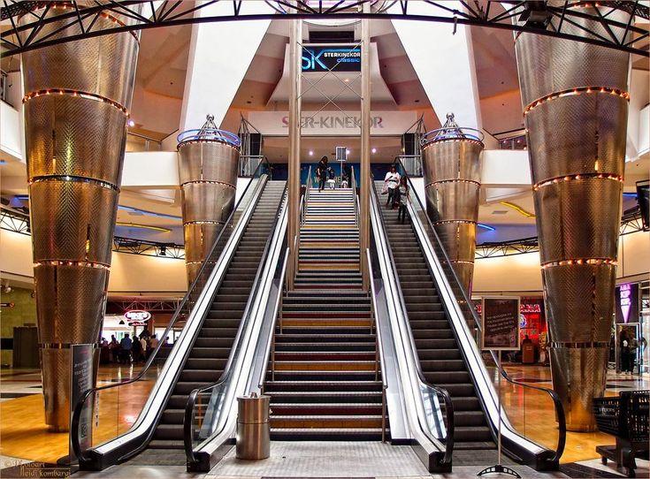 Mall Rosebank - Johannesburg