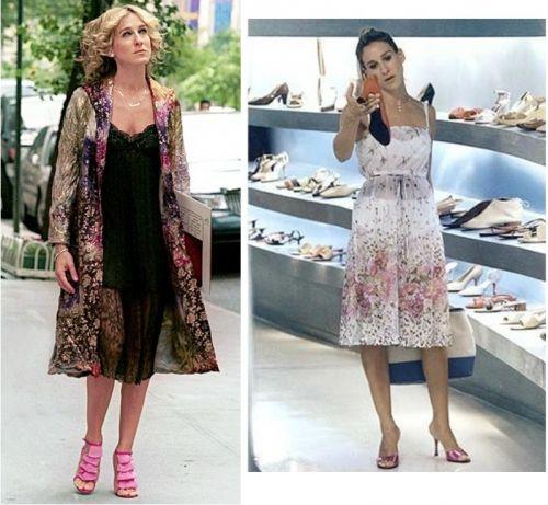 Стиль Большого города: 125 нарядов Кэрри Брэдшоу. Часть 2 / Мода / trendy