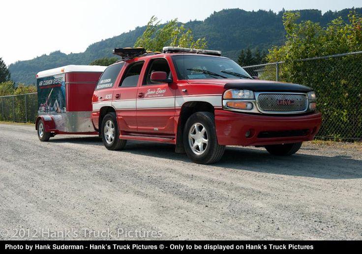 Jamie davis towing fire truck owner driver kevin for Jamie davis motor truck