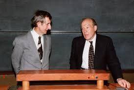 Julian Schwinger and Freeman Dyson