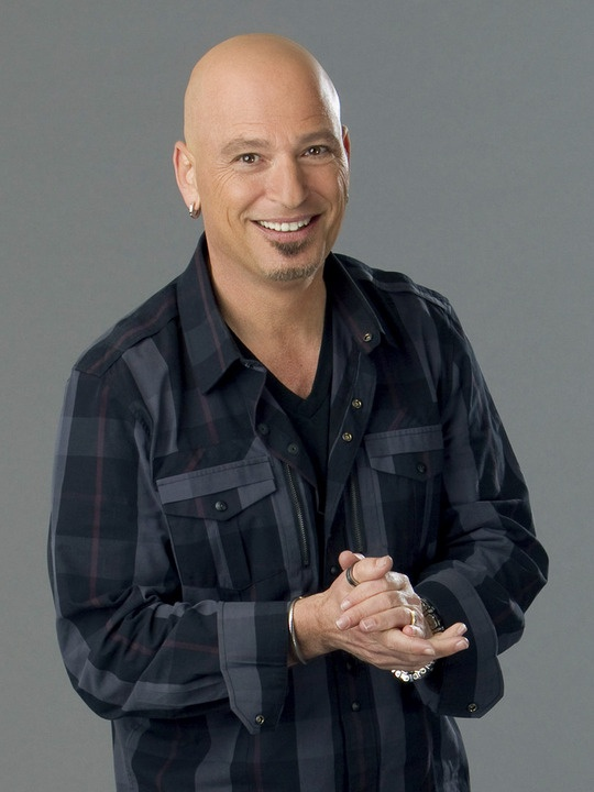 Howie Mandel- he's so funny!!! I only really know him from Americas got Talent though (is that a bad thing?)