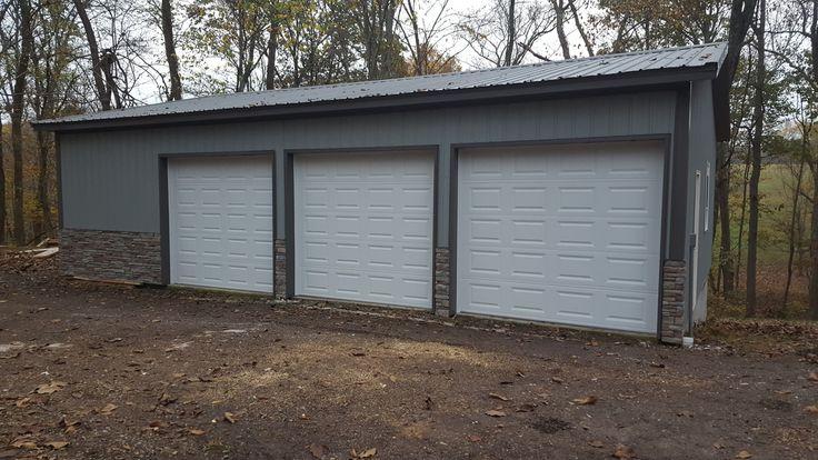 64 best images about garages on pinterest 3 car garage for 32x40 garage plans