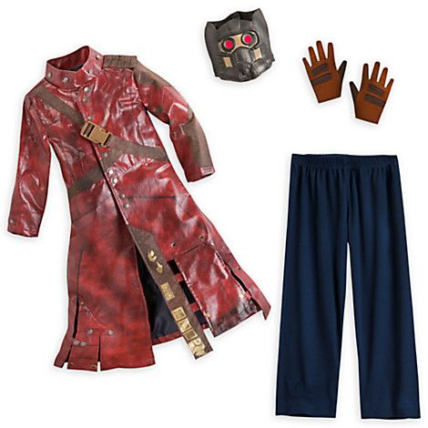 Star-Lord Costume for Boys - Marvel's Guardians of the Galaxy