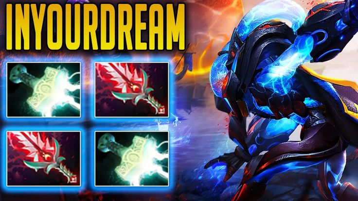 inYourdreaM - Arc Warden Mid is Still a Thing | Dota 2 Highlights