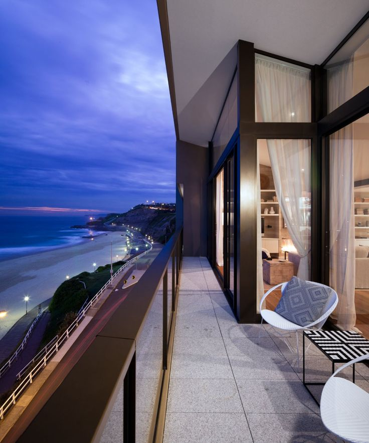 The Royal Penthouse II, Newcastle, NSW, Australia, by Coco Republic Interior Design.