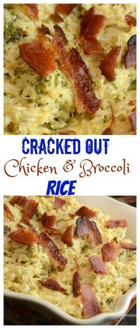 Share with friends31 1K 2 1KSharesInstant Pot Cracked up Chicken and Broccoli Rice I have to admit I am addicted to crack. No, I am not addicted to drugs I am a