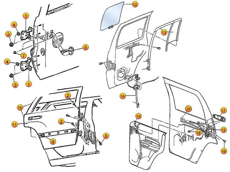 2002 jeep liberty parts diagram rear driveline  jeep  auto