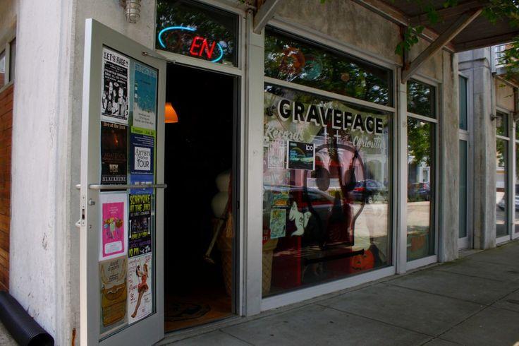 Graveface Records and Curiosities - Savannah, GA | Savannah.com
