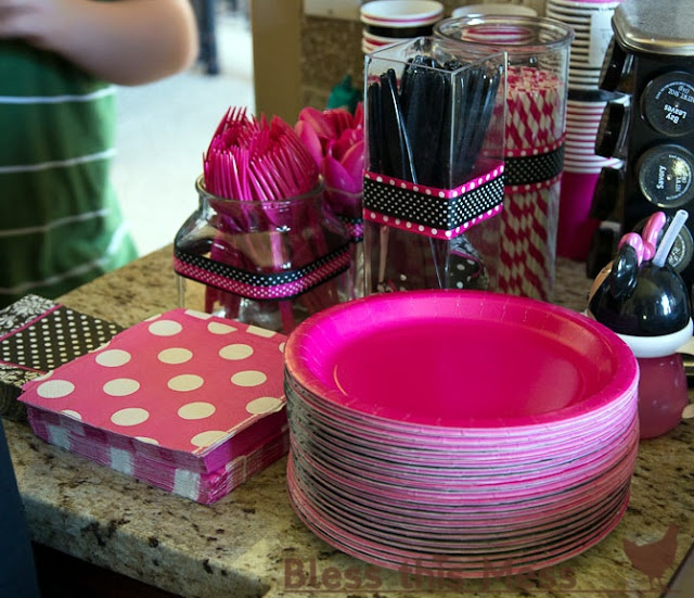 Minnie Mouse Birthday Party - Bless This Mess