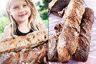 Frukt- och nötbröd med surdeg - recept