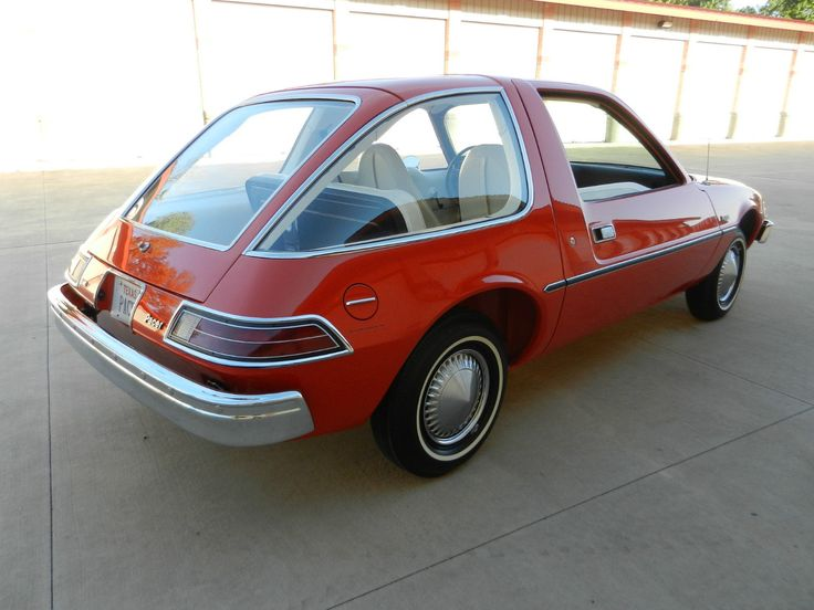 1975 AMC Pacer - One Beautiful Car - Just Kidding - Great For Wayne's World. Party On Garth! Queen Rocked The Movie!