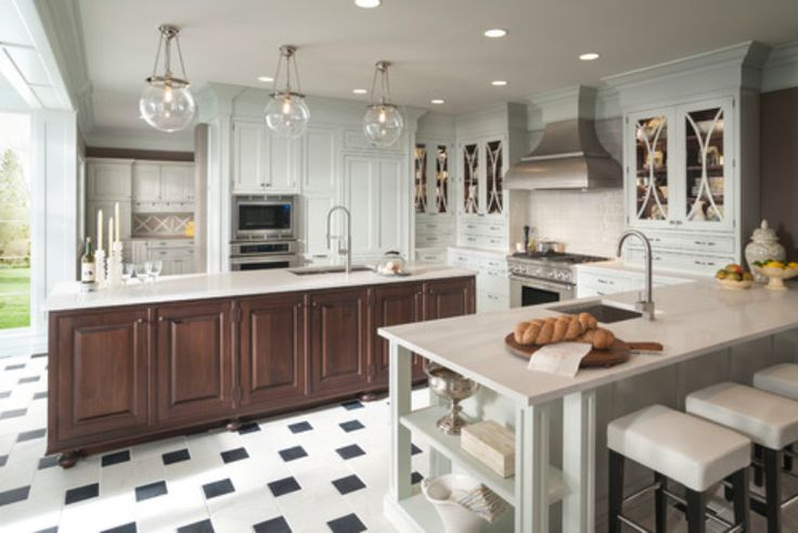 70 Transitional Kitchen Ideas for 2017