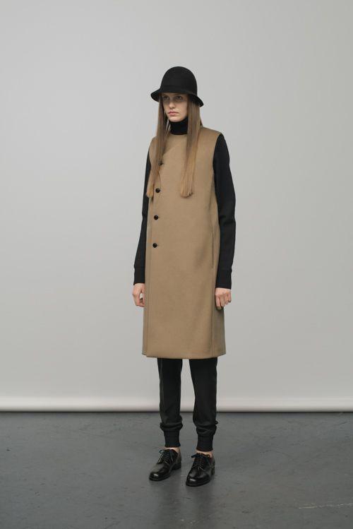 HYKE 2015-16年秋冬コレクション - 都会的な作業着 | ニュース - ファッションプレス