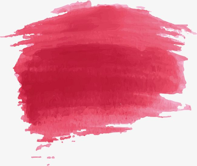 Red Watercolor Paint Effect Watercolor Splash Png Watercolor Splash Paint Effects