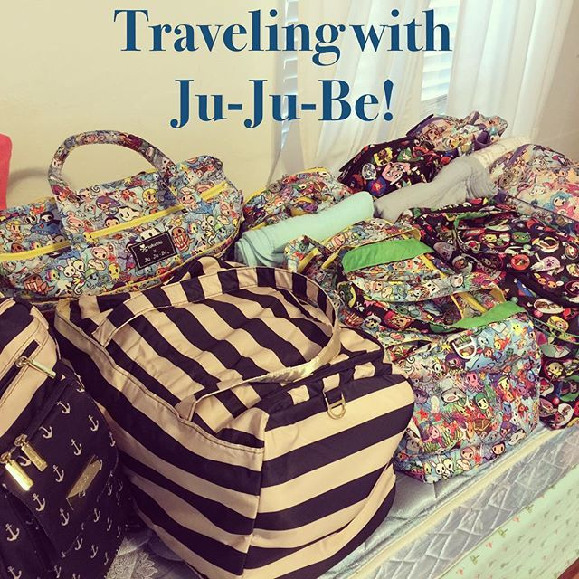 New video posted! Come check out how I packed up my family of 5 for vacation using my @jujube_intl @tokidokibrand travel bags! #jujube #tokidoki #travel #roadtrip #familyvacation #travel #familytime #floridabeaches #momlife #momonthego #momof3 #gatormom