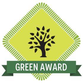 Green Award - сервис бейджей