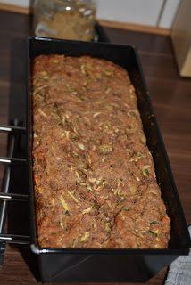 Zoet vs. Hartig: Courgette Bananenbrood ~ Veg-Eats