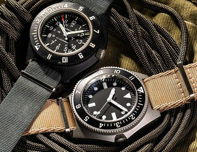 21 of the Best Military Watches and Their Histories in 2020