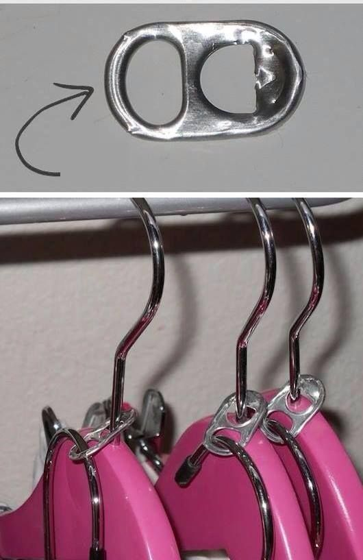 Optimiser le rangement dressing avec des capsules de canettes