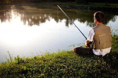 Женщина, которая никогда не видела своего мужа за ужением рыбы, не имеет понятия, за какого терпеливого человека она вышла замуж.