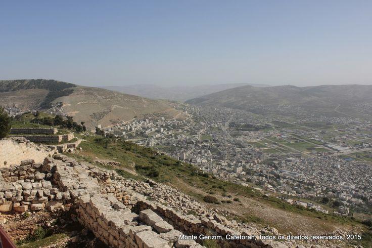 Fotos do Monte Gerizim - Cafetorah - Notícias de Israel