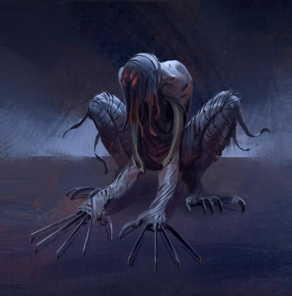 Meet the Ripper Demons, the second #RuneScape  sinister slayer monster!  It has a dead touch>  http://tinyurl.com/RS-RipperDemons